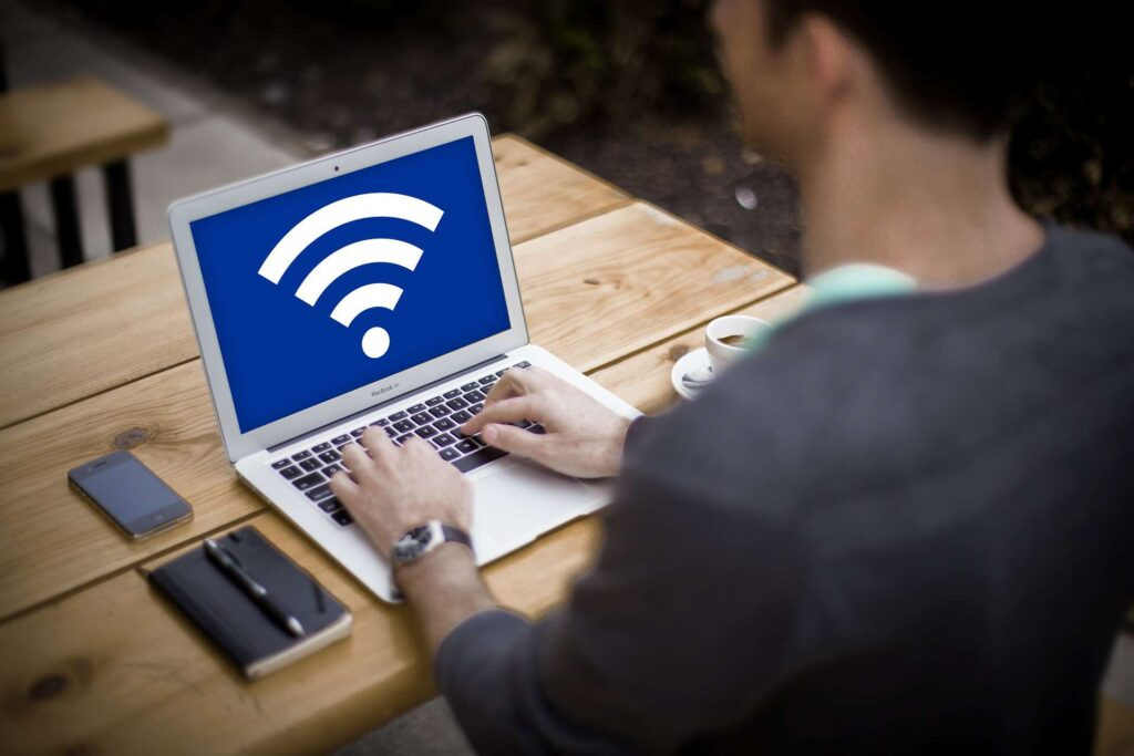How to fix laptop WI-FI-issue in gurgaon